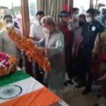 मुख्यमंत्री तीरथ सिंह रावत नेता प्रतिपक्ष इंदिरा हृदयेश को दी श्रद्धांजलि